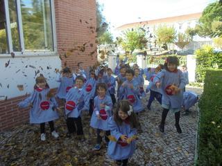Dança das folhas 15