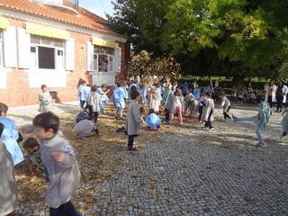 Dança das folhas 4