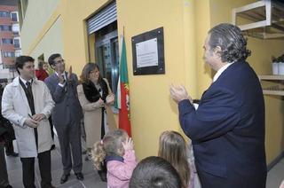 Inauguração Jardim Escola Odivelas 1