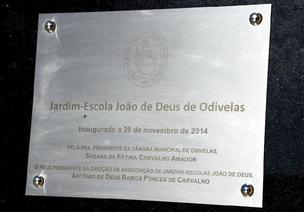 Inauguração Jardim Escola Odivelas 2